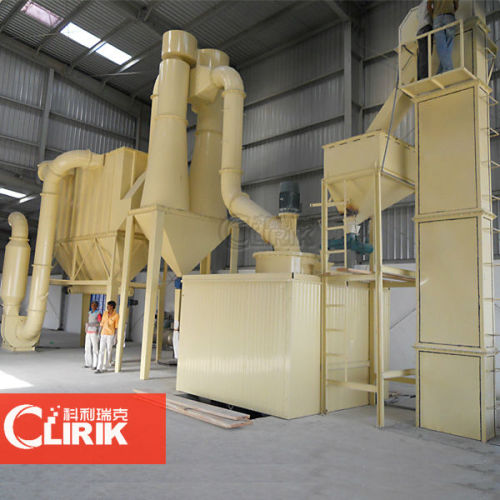 SGS, Ce Certification Ore Powder Grinding Mill Machine