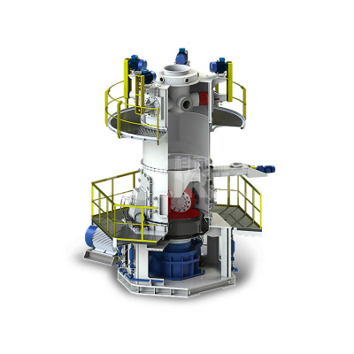 Ultra Fine Vertical Roller Mill Plant