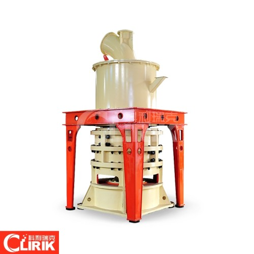 Gravel ultrafine mill equipment