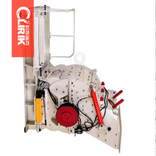 Introduce hammer crusher design