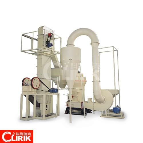 Raymond pulverizer mill