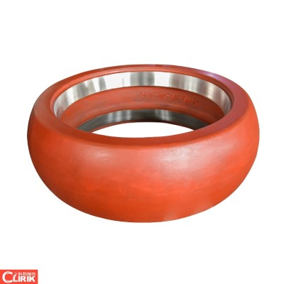 Vertical Roller Mill Wear Parts Roller Tyre High Chromium Content Roller Shell