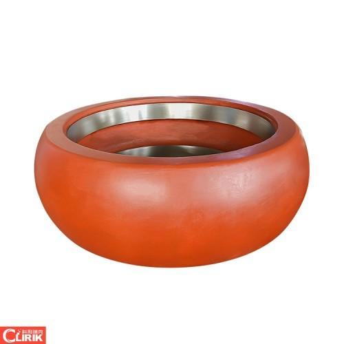 Vertical Roller Mill Wear Parts Roller Tyre High Chromium Content Roller Shell