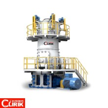 Clirik CLUM Ultra Fine Vertical Roller Mill for Minerals Powder Grinding