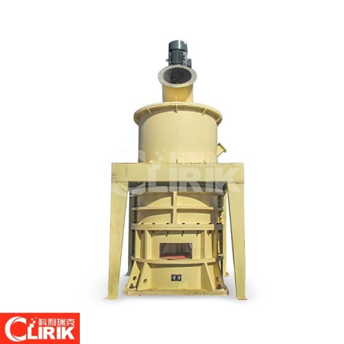 Long Working Life calcium carbonate powder grinder