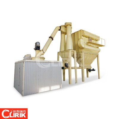 calcium carbonate coating machine