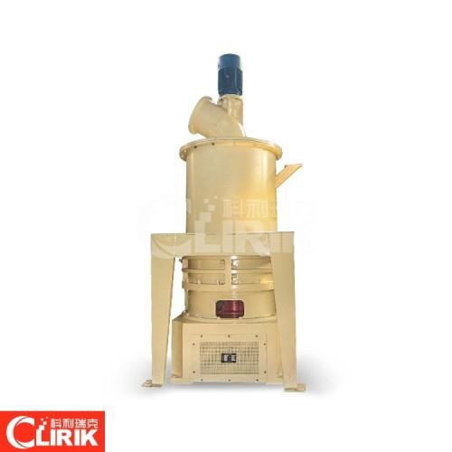 Fine calcium carbonate powder mill