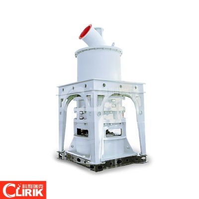 High quality calcium powder making machine