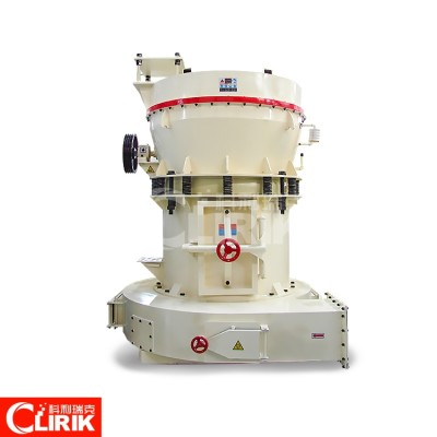 Fine powder grinding machine in high efficiency