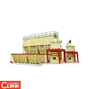gypsum plaster powder making machine