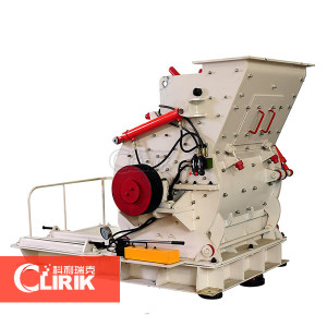 Hammer mill for lime powder pulverizing