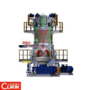Easy control marble powder making machine