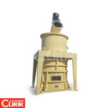 Long Working Life calcium carbonate powder grinder