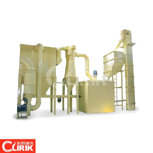 China manufacturing charcoal powder making machine