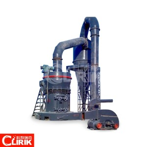 New product high pressure micro grinding mill
