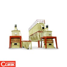 How much does slaked lime production equipment cost?