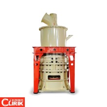 HGM lower power consumption high efficient vertical mill for diatom mud / diatom ooze