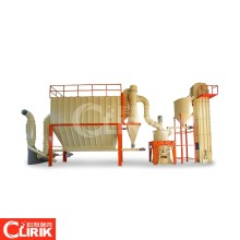 What factory sells slaked lime production line equipment?