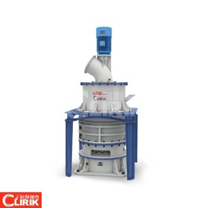 Vertical Powder Micron Grinding Mill for Crystal