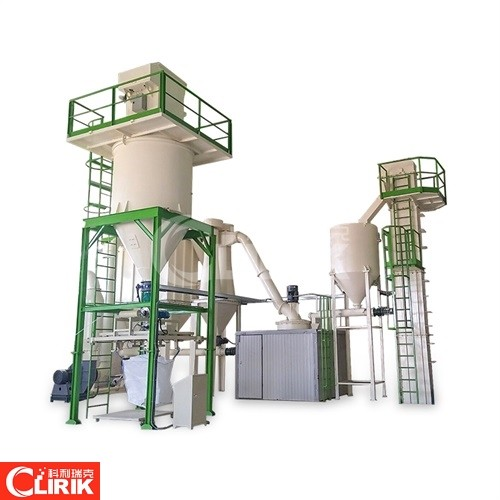 Vertical Powder Micron Grinding Mill for Malachite