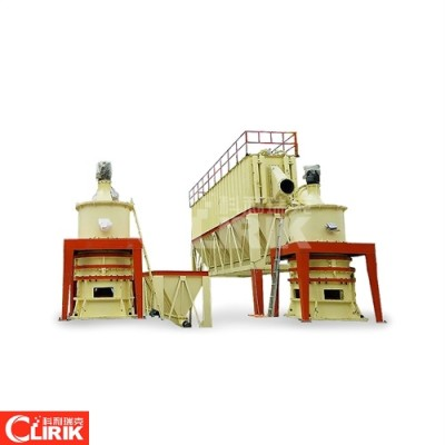 Vertical Powder Micron Grinding Mill for Tourmaline