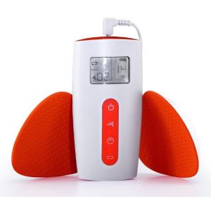Vibration breast enhancement instrument