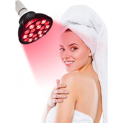 Red light therapy can treat soreness and promote blood circulation