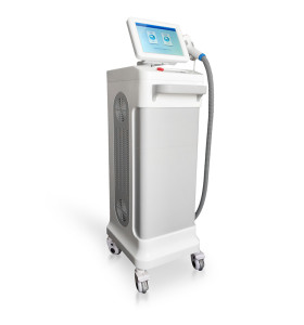 Laser hair removal High end beauty machine from Beijing Athmed F8