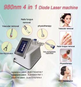 New 4 in 1 Multifunctional 980nm Laser Machine From Beijing Athmed