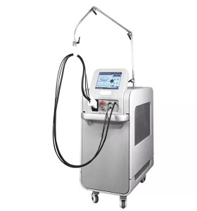 1064nm 755nm Candela Gentle Pro Diode Laser Machine
