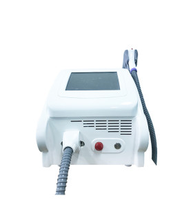 755 808 1064nm 3 wavelengths diode hair removal machine from Beijing Athmed