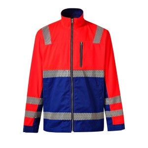 Hi-Vi workwear jacket