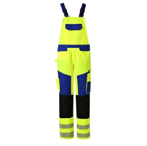 Hi-Vi workwear bibpants