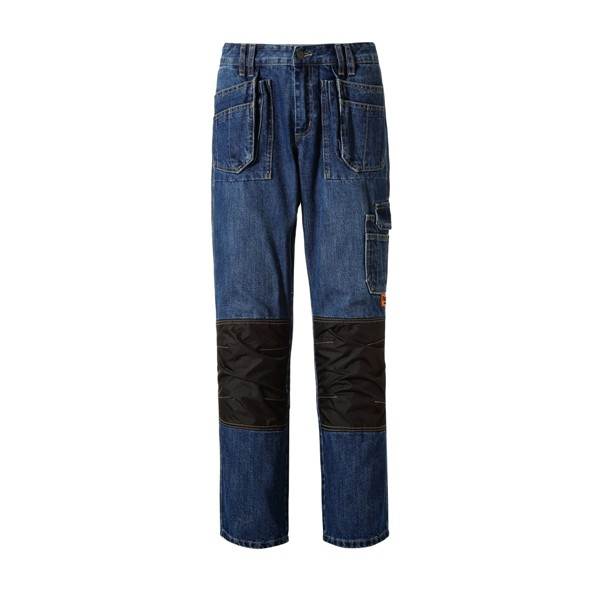 Denim workwear trousers/pants