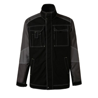 Polyester cotton spandex ribstop jackets