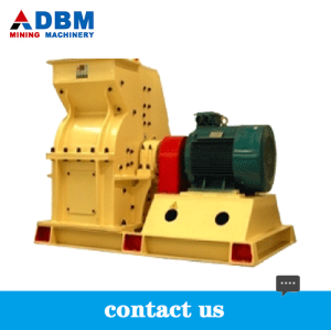 PC600x400 Hammer crusher