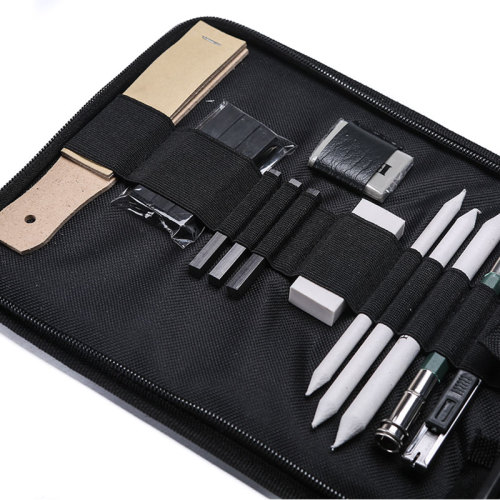 35pcs high quality kit bag drawing sketching  art set