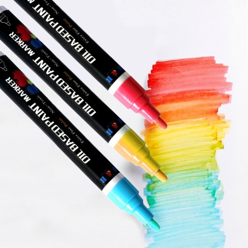 H & B 28 oil paint markers
