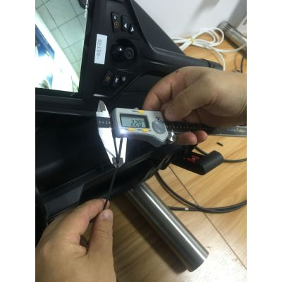 JEET 2.2mm Videoscope Applied In Air Cylinder Inspection