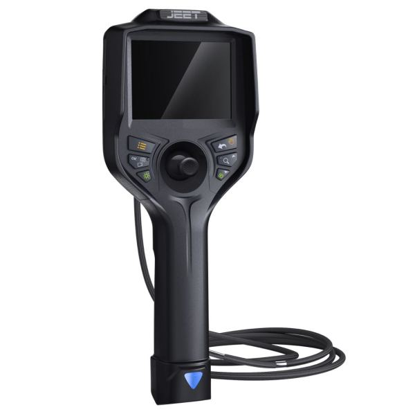 T35H Series Mega Pixels Industrial Endoscope/ 4 Way Articulating Borescope/ 6mm Video Endoscope