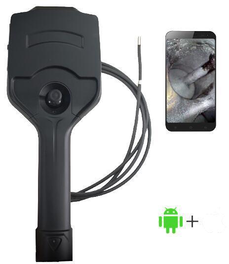 JEET WIFI Videoscope, Wireless Borescope, Pipeline Inspection Camera