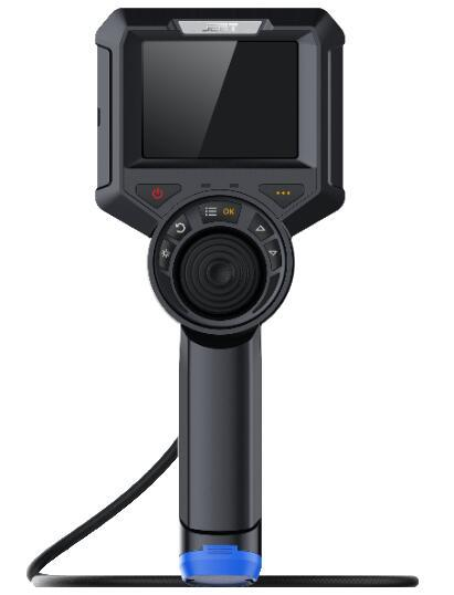 JEET S Series Tool Videoscope, Mega Pixles Industrial Endoscope,  Joystick  Control 360° Articulation