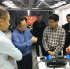 Professor Liu fully affirmed our company's non-destructive testing endoscope
