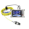Pipeline endoscope for detecting sand hole on pipe wall
