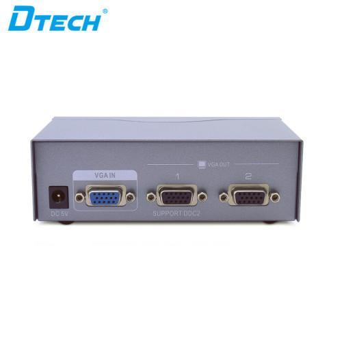 منافذ VGA الفاصل من 1 إلى 2 (250 ميجا هرتز)