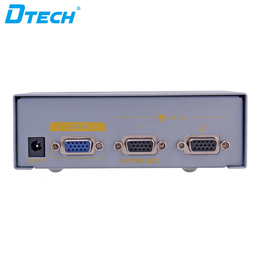 VGA Splitter 1 to 2 ports(350MHz)