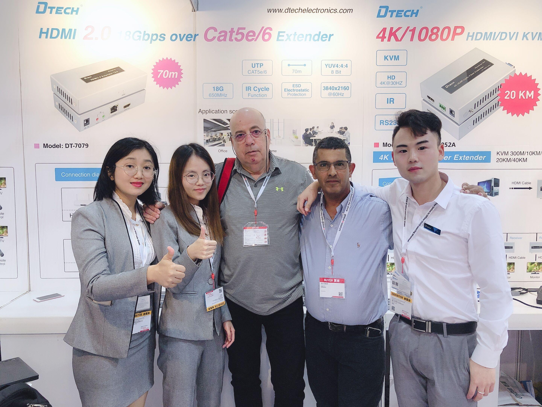 Dtech 2019 معرض هونج كونج