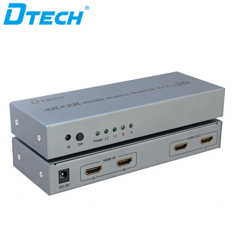 4K*2K HDMI MATRIX SWITCH 2*2