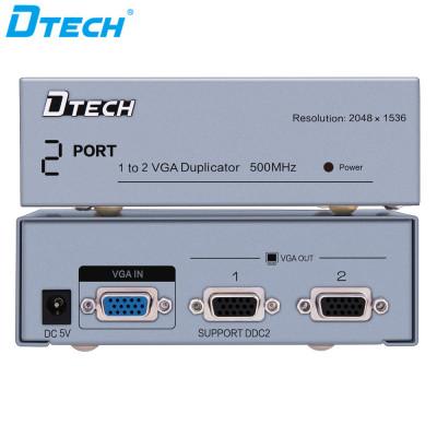 منافذ VGA الفاصل من 1 إلى 2 (500 ميجا هرتز)