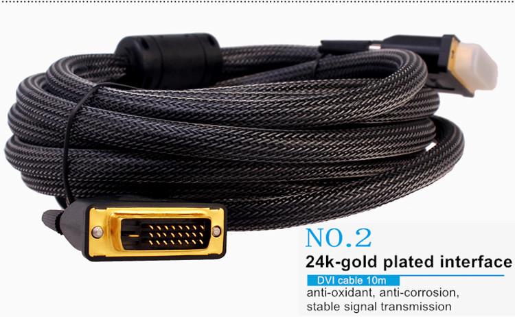 Kabel Dtech DVI 18 + 1